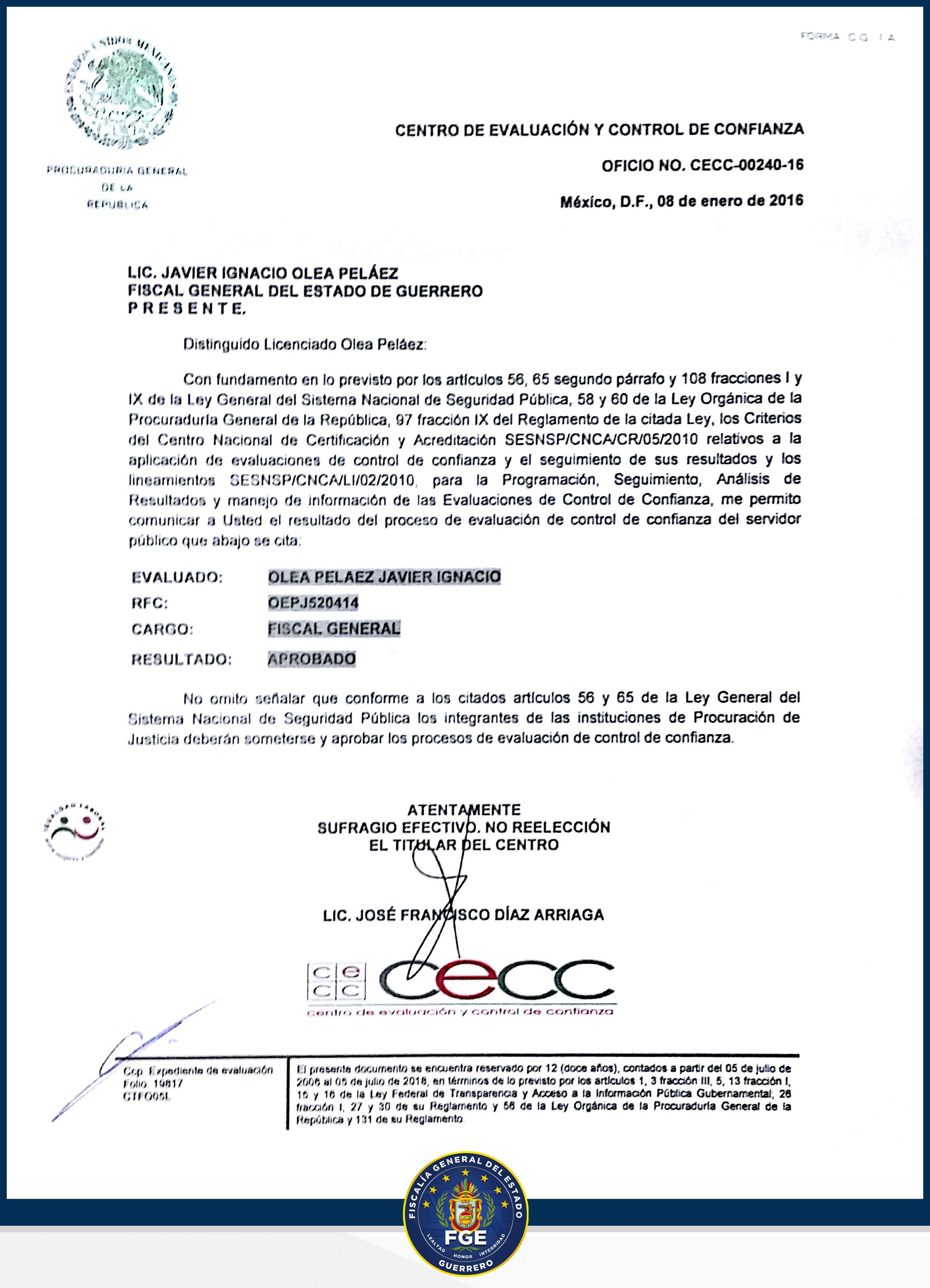 14_ENERO_FGE_Examen de Control y Confianza