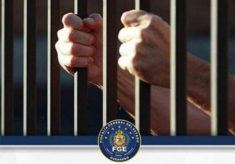 Fiscalía del Estado logra sentencias de 32 y 10 años de prisión por homicidios calificado y simple en Acapulco.