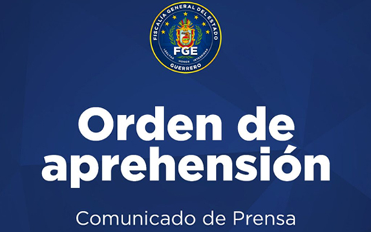 FGE cumplimenta aprehensiones en Tlapa, Acapulco, San Marcos y Cruz Grande.