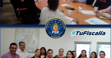 #TuFiscalía informa